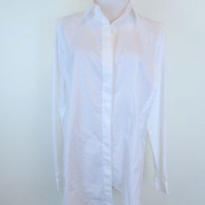 ANNE FONTAINE France MELIANA COTTON TUNIC shirt 42